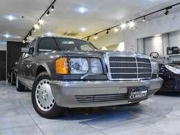 フルオリジナルの状態を維持した当車両は貴重な一台でございます。