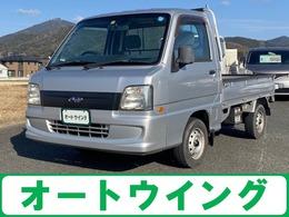 スバル サンバートラック 660 TB 三方開 4WD 5速車 パワステ エアバック
