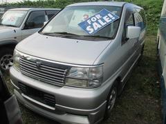 日産 エルグランド の中古車 3.2 ハイウェイスター ディーゼルターボ 4WD 北海道帯広市 36.0万円