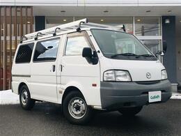 マツダ ボンゴバン 2.0 CD 低床 ディーゼルターボ 4WD 4WD 5MT