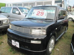 トヨタ bB 1.5 Z Xバージョン 4WD 純正エアロ キーレス