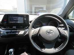 運転席廻りは視界も良く運転しやすいです。