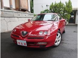 アルファ ロメオ アルファGTV 3.0 V6 24V 6MT 走行35000km 禁煙 純正AW