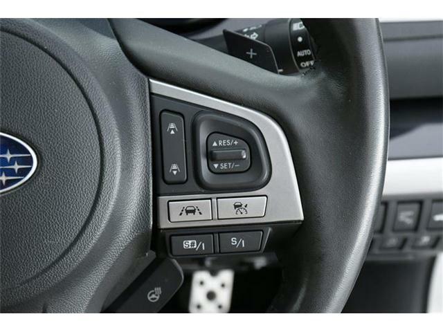 運転支援システム【アイサイト】も標準搭載◎衝突軽減ブレーキに、全車速追従装備付クルーズコントロール、先行車発進やふらつき、車線逸脱防止機能搭載の安心の運転支援装備です◎