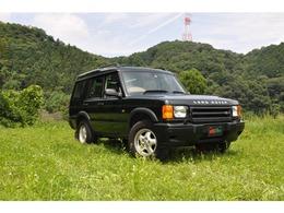ランドローバー ディスカバリー V8i XS 4WD