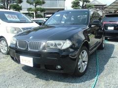 BMW X3 の中古車 2.5si 4WD 福岡県糟屋郡久山町 79.9万円