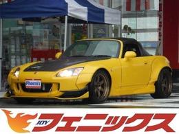 ホンダ S2000 2.0 公認ワイドボディ18AW車高調レカロ