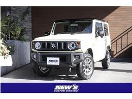 スズキ ジムニー 660 XC 4WD 登録済未使用車