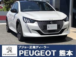 プジョー e-208 GTライン 純正ナビ アクティブクルコン