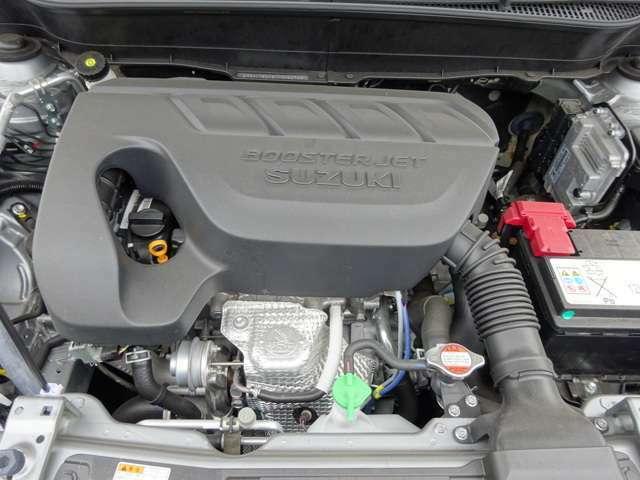 1.4ターボエンジン
