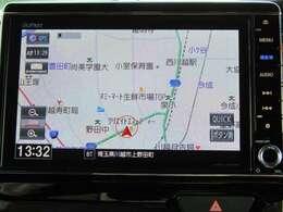 ギャザズ専用ナビ(VXU-185NBi)の画像です。インターナビリンクアップフリーに対応しております。