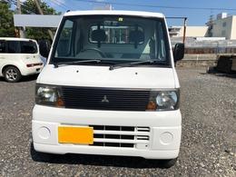 三菱 ミニキャブトラック 660 Vタイプ エアコン付 パワーステ