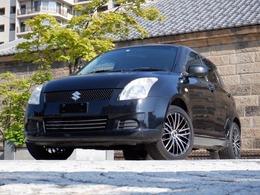 スズキ スイフト 1.3 XGリミテッド 4WD マニュアル 4WD ブラック