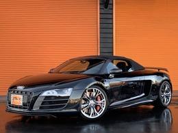 アウディ R8スパイダー GT 4WD V10 5.2Lクワトロ2012yModel世界限定333台