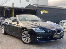 BMW 6シリーズカブリオレ 640i