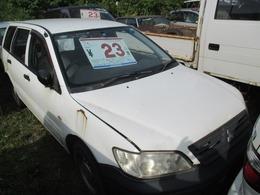 三菱 ランサーカーゴ 1.5 E 車検整備2年付