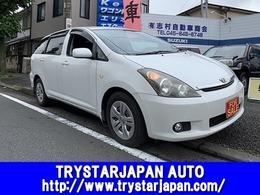 トヨタ ウィッシュ 1.8 X ナビ・ETC付き