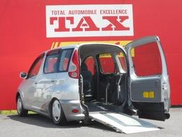 トヨタ ファンカーゴ 車椅子仕様車スロープタイプ 車椅子固定装置付き スローパー