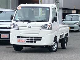 ダイハツ ハイゼットトラック 660 スタンダード SAIIIt 3方開 4WD