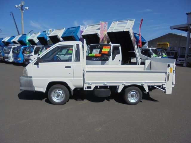 積載750kg・トヨタ400kg垂直ゲート搭載