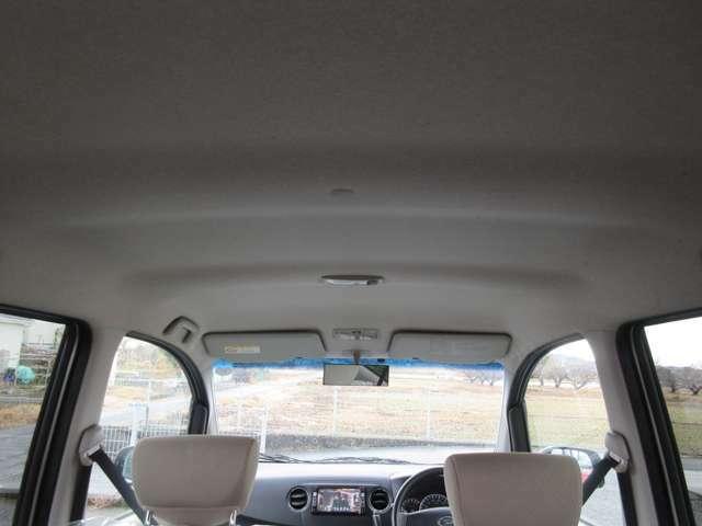 ☆天井(天張り)もこんなにクリーン!☆隅々までご覧下さい、自信を持ってお薦めの出来る高品質車で御座います。