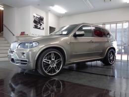 BMW X5 4.8i 4WD 社外TVチューナー REMUSマフラー