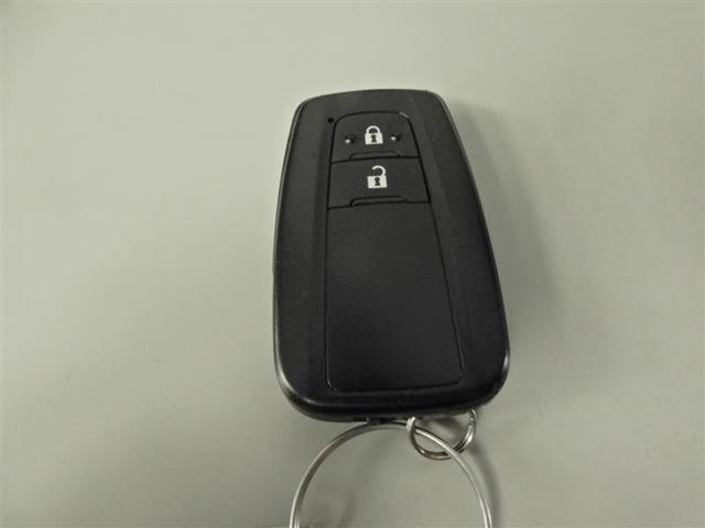 スマートキー!両手に荷物を抱えているときでも、ドアの施錠・解錠が楽々です♪