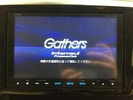【純正8インチナビ】フルセグTV/DVD/CD/Bluetooth/USB/iPodがご利用できます!