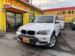 BMW X5 3.0si スポーツパッケージ 4WD 純正ナビ ブラックレザー SR 19AW  ETC
