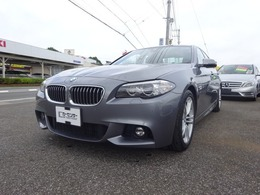 BMW 5シリーズ 523i Mスポーツ 純正ナビ TV サラウンドビューカメラ