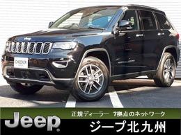 ジープ グランドチェロキー リミテッド 4WD エアサス 電動レザーシート ETC2.0