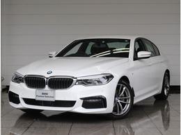 BMW 5シリーズ 523d xドライブ Mスピリット ディーゼルターボ 4WD アドバンスP ACC LED HUD 被害軽減B