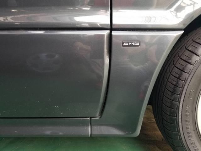 AMG専用サイドガーニッシュ