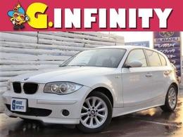 BMW 1シリーズ 116i /走行4.6万Km/外HDDナビ/HID/純正16AW/ETC