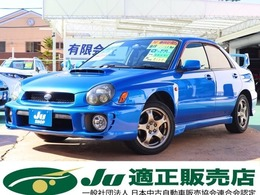 スバル インプレッサ 2.0 WRX NB 4WD 4WD/ターボ/STIマフラー/HID/ETC/アルミ