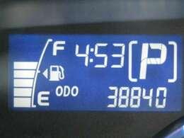 走行距離はおよそ39,000kmです。