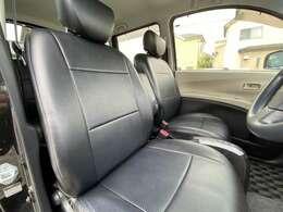 - 座り心地が良く、ゆとりのある運転席です -